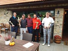 Golfisté Radíkova skončili na třetím místě v Moravské lize.