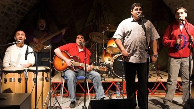 Koncert skupiny Imperio.