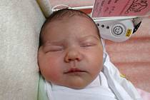 Klára Macháčová, Hranice, narozena dne 23. října 2014 ve Valašském Meziříčí, míra: 49 cm, váha: 3300 g