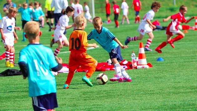 V Hranicích se uskutečnil druhý ročník Hranice Sixteen Cupu, turnaje ročníků 2006 a mladších.