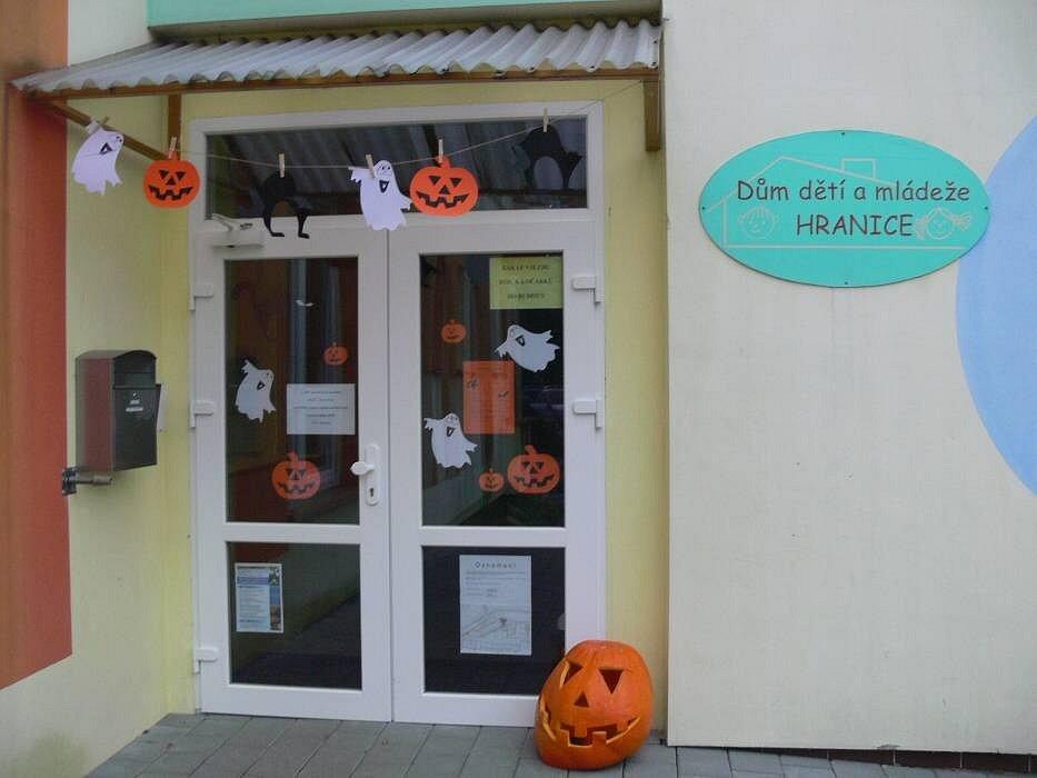 Halloweenské nocování v hranickém DDM