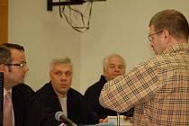 U přerovského soudu obsáhle vypovídal přítel Marcely Urbanové Jaroslav Rúčka.