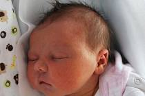 Amálka Šubertová, Přerov, narozena 27. června 2012 v Přerově, míra 50 cm, váha 3 250 g