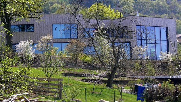 Dům Jana Večerka v Hranicích - Stavba roku 2010