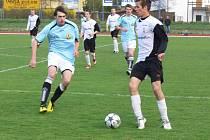 Favorizovaní domácí hráči SK Hranice v sobotu podlehli 0:2 proti Velkým Losinám. Hraničtí na jaře ještě nevyhráli.