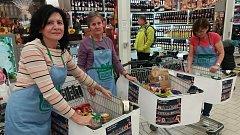 Charita Hranice se poprvé zúčastnila Národní potravinové sbírky