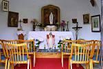 V Teplicích nad Bečvou opravili Kapli Nejsvětější Trojice.