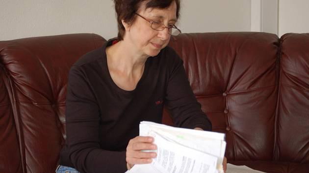 Magdalena Pušková z Lipníku nad Bečvou už deset let usiluje o to, aby byl někdo potrestán za zbytečnou smrt jejího syna.