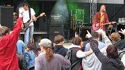 Revivalový Rock Drey Fest v Hranicích. Ilustrační foto