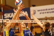 Ženy VK Prostějov vyhrály i semifinálovou odvetu v Olomouci a jdou za trofejí.