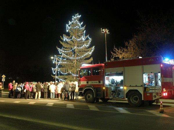 Bělotín, Česko zpívá koledy 10.12.2014