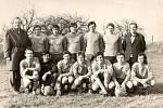 Horní Újezd - historie fotbalu rok 1974.