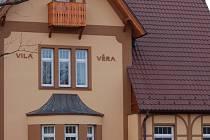 Vítězem v kategorii rekonstrukce se stal rodinný dům ve Dvořákově ulici.