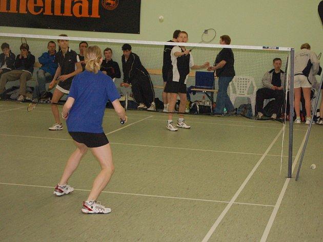 Mladí badmintonisté Sportovního klubu Přerov doma bodovali.