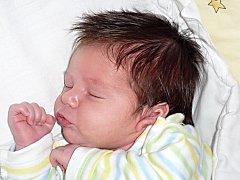 Daniel Horák, Přerov, narozen dne 16. září 2013¨v Přerově, míra: 52 cm , váha: 4044 g