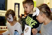 Škola volá. Předškoláci se na Struhlovsku připravili k zápisu do prvních tříd.