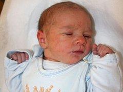 Filip Trna, Polom, narozen dne 27. prosince 2013 v Přerově, míra: 50 cm, váha: 2778 g