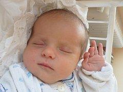 Nikola Lašáková, Polom u Bělotína, narozena dne 21.  září 2012 b Novém Jičíně, míra:  49 cm, váha: 3130 g