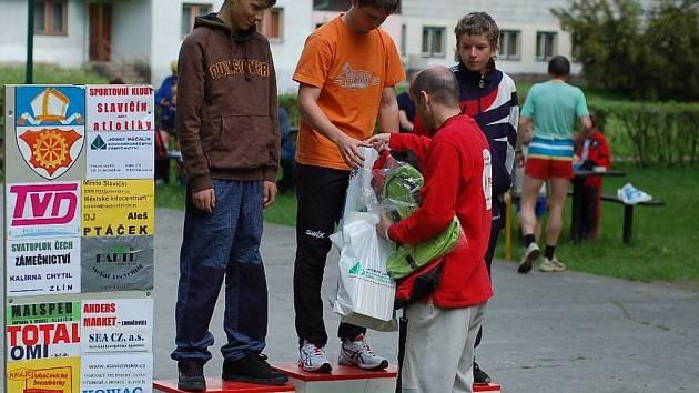 Hraničtí atleti ve Slavičíně získali cenné body.
