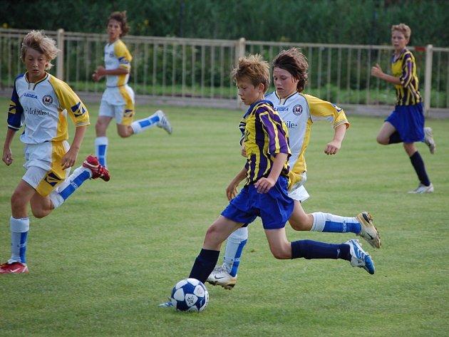 Domácí áčko Fotbalového klubu mládeže Přerov obsadilo ve 23. ročníku mezinárodního turnaje žáků sedmou příčku.