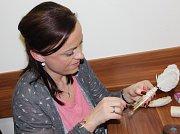 Šárka Rušarová říká, že poctivá mašlovačka vydrží dva roky.
