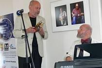 Evropské jazzové dny v Hranicích odstartovaly fotografickou výstavou na zámku