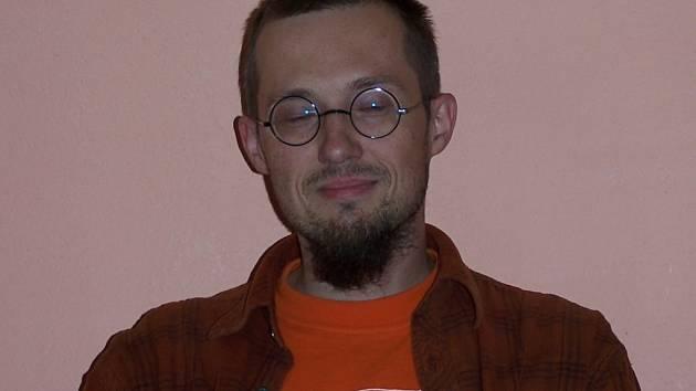 Ředitel Kappa–Help Přerov Michal Majer.