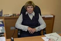 Vedoucí Klubu seniorů v Hranicích Dagmar Strnadová