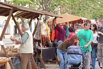Záhorské slavnosti doplnil tradiční jarmark.
