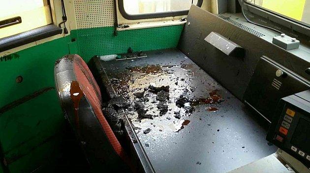 K nahlášenému požáru lokomotivy nedaleko hranického nádraží vyjíždělo ve čtvrtek ráno několik hasičských jednotek