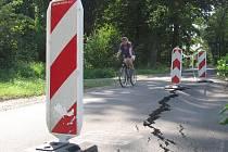 Město Hranice škodu vzniklou červnovými povodněmi vyčíslilo na půl milionu korun.
