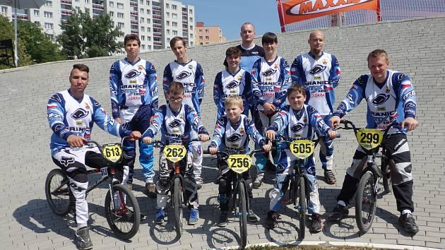 Oddíl BMX Hranice