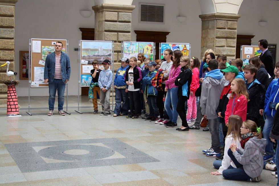 Pátý ročník výtvarné soutěže Hranice očima dětí