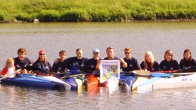 Hranického Bobra již tradičně pořádá Klub vodních sportů Hranice.