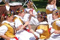 V Pavlovicích se sešli folklorní soubory