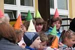 Začátek nového školního roku na Základní škole v Bělotíně