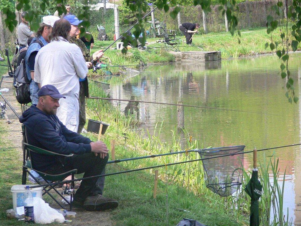 Rybářské závody na Kuchyňce