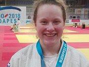 Jana Tomečková na turnaji v Budapešti