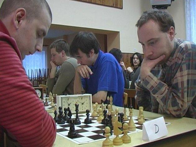 Skalička hostila Krajský turnaj v šachu.