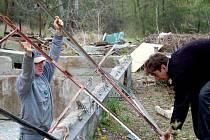V Přerově začala stavba záchranné stanice pro zraněné živočichy.