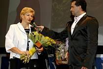 Slavnostní vyhlášení soutěže Žena regionu 2009 se uskutečnilo 24. srpna v pražském hotelu Ambasador. Mezi čtrnácti ženami zvítězila s počtem 9 859 hlasů paní Liběna Hrešková z obce Rouské.