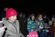 Milenov, Česko zpívá koledy - 10.12. 2014