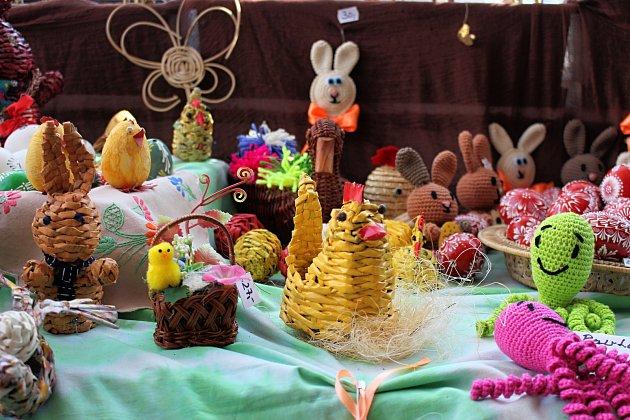 Výstava Velikonočních tradic vGalerii M+M  na jaře 2020