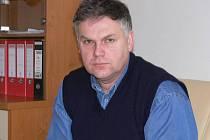 Starosta Bělotína Eduard Kavala