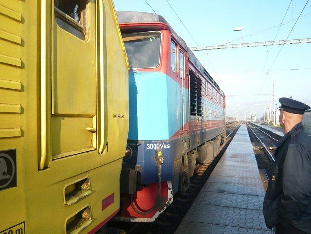 Cestující na trati mezi Olomoucí a Přerovem v sobotu potrápila výluka a porucha na trati. Situaci se podařilo uklidnit zhruba kolem poledne.