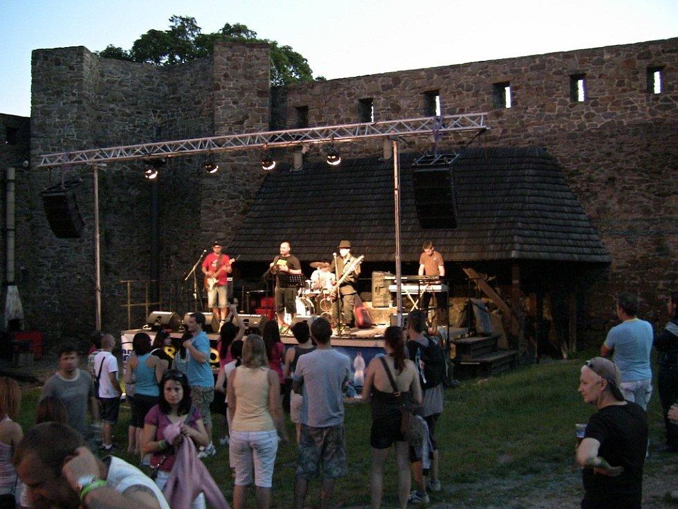 Rockový Helfštýn 2012