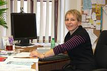 Ředitelka Městského kulturního zařízení Helena Votavová