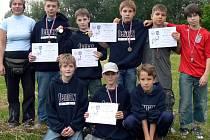 Osmičlenná skupina judistů Femaxu Hranice dovezla ze Slovinska šest medailí. Muži 1. FC Přerov zakončili sezonu v krajském přeboru na čtrnácté pozici. Ilustrančí foto: David Klein