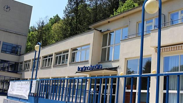 Lázně Teplice nad Bečvou. Lázeňský dům Bečva.