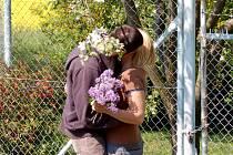 První máj: svátek zamilovaných.